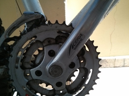 Alfameq - Tirreno - Shimano - Acera - 24v - V-Break